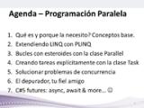 Parallel Series: Índice decontenidos